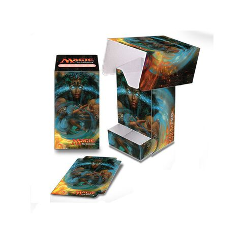 Boîte de deck - Magic The Gathering - Eternal Masters Full-view & Tray Force Of