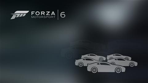 DLC - Forza Motorsport 6 - Pass Voiture