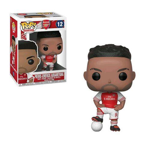 Figurine Funko Pop! N°12 - English Premier League - Arsenal Pierre-emerick Aubameyang