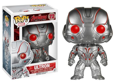 Figurine Funko Pop! N°72 - Marvel Avengers - Ultron