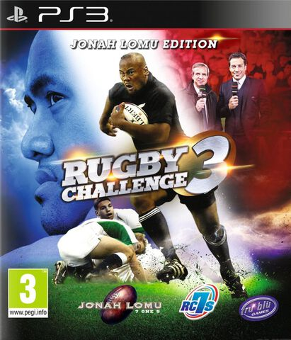 Rugby Challenge 3 : Jonah Lomu Edition