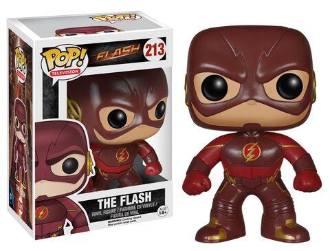 Figurine Funko Pop! N°213 - Flash - The Flash