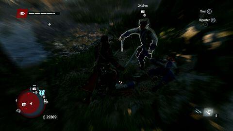 Compilation Assassin's Creed IV : Black Flag + Rogue