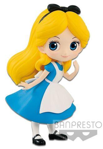 Figurine Q Posket Petit - Disney - Alice