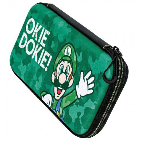 Sacoche licence officielle Luigi camo design