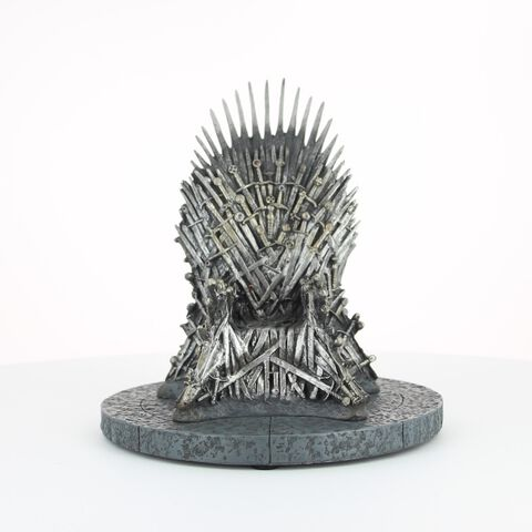 Statuette - Games Of Thrones - Iron Throne