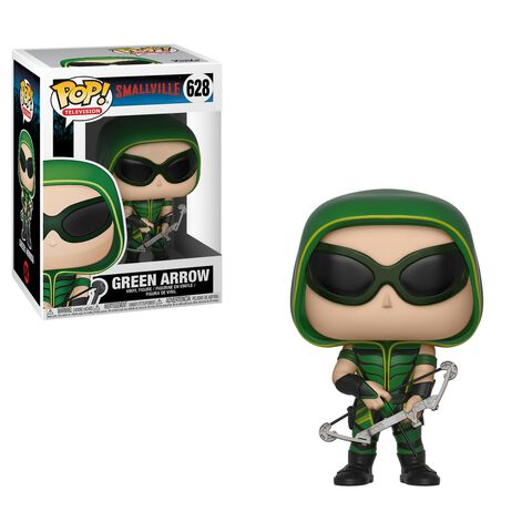 Figurine Funko Pop! N°628 - Smallville - Green Arrow