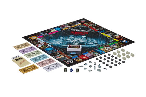 Monopoly - Stranger Things - Collector (exclusivité Micromania - Zing)