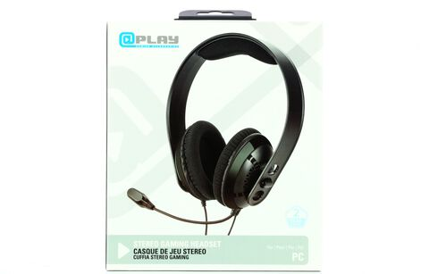 @play Casque Stereo Pc