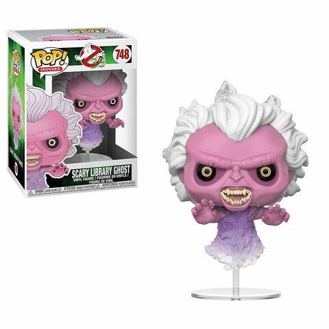Figurine Funko Pop! N°748 - SOS Fantômes - Fantôme de la bibliothèque