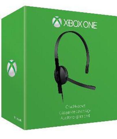 Micro-casque Filaire Xbox One