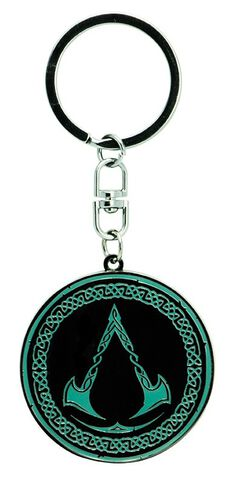 Porte-clés - Assassin's Creed - Crest Valhalla