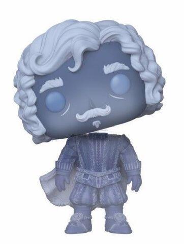 Figurine Funko Pop! N°62 - Harry Potter - S5 Nick Quasi-sans-tête (bleu translucide)