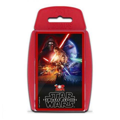 Jeu de cartes - Star Wars - Bataille