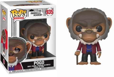 Figurine Funko Pop! N°935 - Umbrella Academy - Pogo