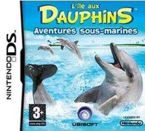 L'ile Aux Dauphins, Aventures Sous-marines