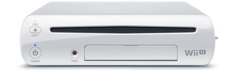 Nintendo Wii U Pack Basic 8 Go Blanc
