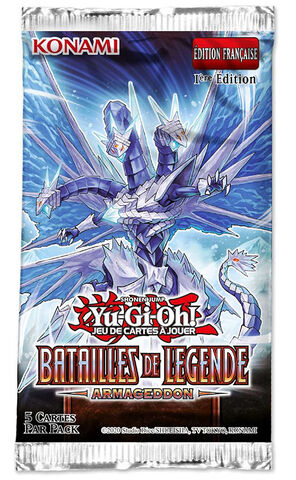 Booster - Yu-gi-oh! - Bataille Légende : Armaggedon