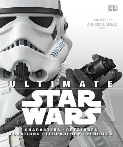 Livre - Ultimate Star Wars