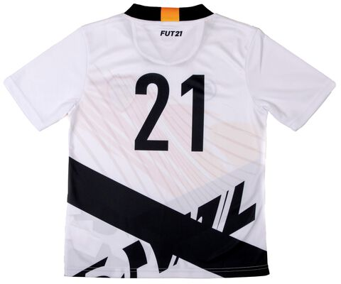 T-shirt - FIFA 21 - Maillot Enfant - Taille 11 -12 Ans