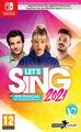 Let's Sing 2021 Hits Français Et Internationaux + 2 Micros