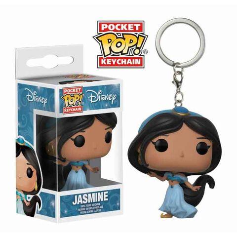 Porte-clés Funko Pop! - Aladdin - Jasmine