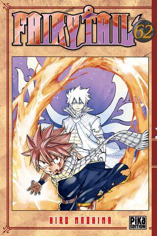 Manga - Fairy Tail - Tome 62