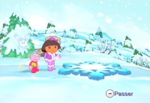 Dora, Sauvez La Princesse Des Neiges