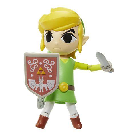 Figurine - Nintendo - Link Wind Waker