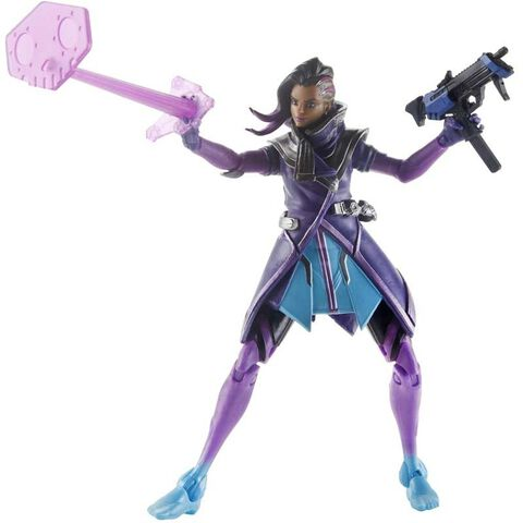 Figurine Collectible Action Figure - Overwatch Ultimate - Sombra