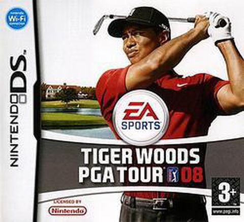 Tiger Woods Pga Tour 08