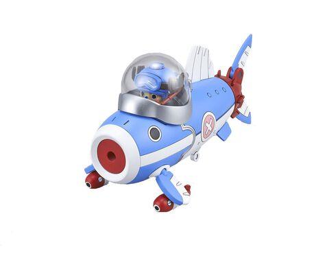 Maquette - One Piece - Chopper Robot #3 - Chopper Subm