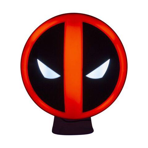 Lampe - Deadpool - Logo