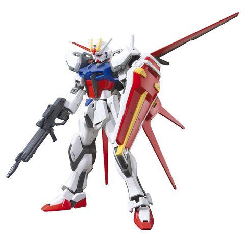 Maquette Gundam - High Grade - Aile Strike Gundam - 1/144