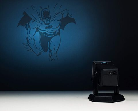 Lampe - Batman - Logos à projeter