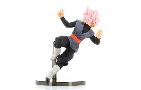 Figurine Son Goku Fes!! - Dragon Ball Super - Super Saiyan Rosé 19 cm
