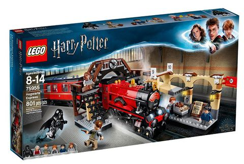 Lego - Harry Potter - 75955 - Le Poudlard Express