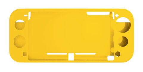 Protection En Silicone Skin Jaune Switch Lite