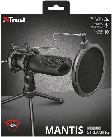Microphone - Trust - GXT 232 Mantis