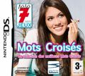 Mots Croises, La Sélection Des Meilleurs Mots Croisés, Télé 7 Jeux