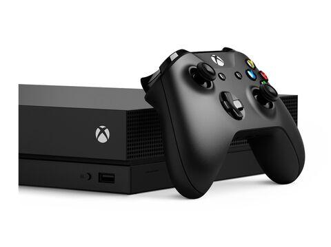 Xbox One X - Occasion