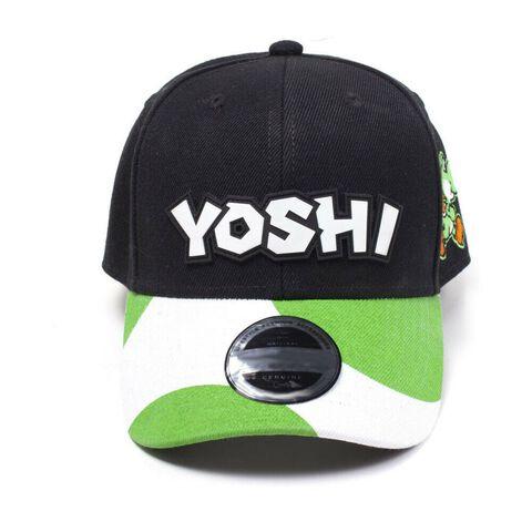 Casquette - Nintendo - Yoshi Curved Bill