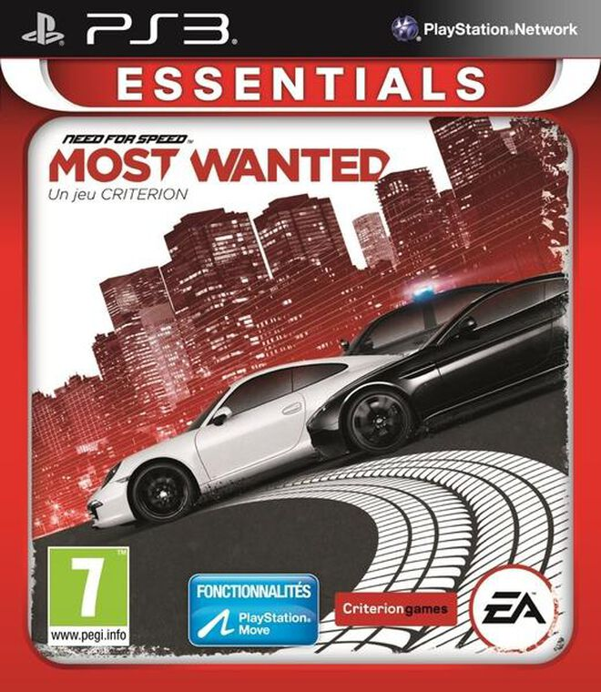 Need For Speed : Most Wanted Essentials