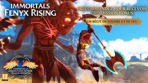 Immortals Fenyx Rising Gold Edition - Versions PS5 et