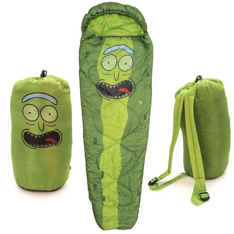 Sac de couchage - Rick et Morty - Sdcc Pickle Rick