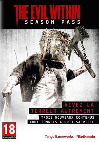 Season Pass - The Evil Within - PS4