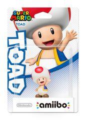 Figurine Amiibo Mario Toad