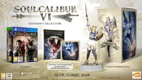Soulcalibur VI Collector Edition