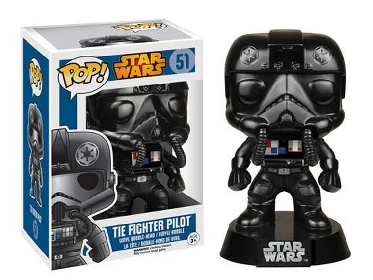 Figurine Funko Pop! N°51 - Star Wars - Tie Fighter