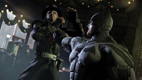 Season Pass - Batman : Arkham Origins